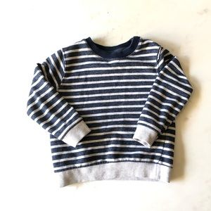 Zara boys striped sweater